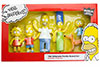 SIMPSONS (LARGE FAMILY SET) Figurines