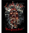 SLAYER (PAINTED BLOOD) Patch