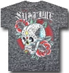 SUBLIME (SKULL WITH ROSES)