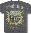 SUBLIME (LOGO STAMP SUN)