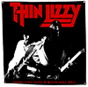 THIN LIZZY (DRINK WILL FLOW) Flag