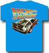 BACK TO THE FUTURE (BTF BLUE)